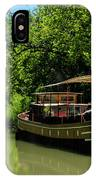 Barge IPhone Case