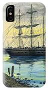 Bark Carthaginian Robert Lyn Nelson IPhone Case