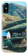 Barn At Blowing Rock IPhone Case