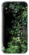 Barn Door Vines Ink IPhone X Case