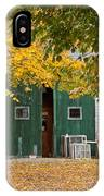 Barn Doors IPhone Case