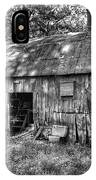 Barn In The Ozarks B IPhone Case