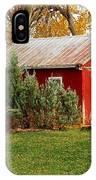Barn IPhone Case