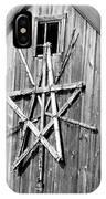 Barn Star IPhone Case