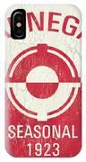 Barnegat Beach Badge IPhone Case