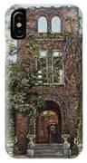 Barnsley Garden Ruins IPhone Case