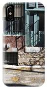 Barred In  IPhone Case