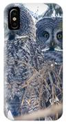 Barred Owls IPhone Case