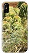 Barrel Cacti IPhone Case