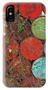 Barrels - Play Of Colors IPhone Case