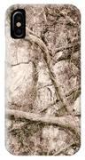 Barren Tree IPhone Case
