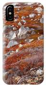 Barrens IPhone Case