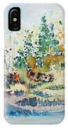 Barrier Bay IPhone Case