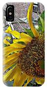 Barrio Sunflower 3 IPhone Case
