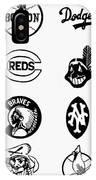 Baseball Logos IPhone Case
