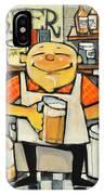 Basement Brewer IPhone Case