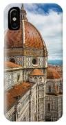 Basilica Di Santa Maria Del Fiore IPhone Case