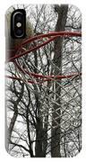 Basketball Practice IPhone Case