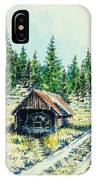 Basque Oven - Russell Valley IPhone Case