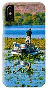 Bass Fishing IPhone Case