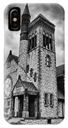 Batavia Baptist Church 2161 IPhone Case