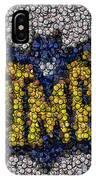 Batman Bottle Cap Mosaic IPhone Case