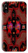 Bats In The Dark IPhone Case