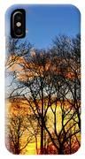 Battery Park Sunset IPhone Case