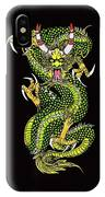 Battle Dragon IPhone Case