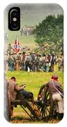 Battle Lines Forming IPhone Case