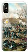 Battle Of Fort Donelson IPhone Case