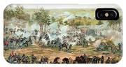Battle Of Gettysburg IPhone X Case