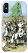 Battle Of Omdurman 1898 IPhone Case