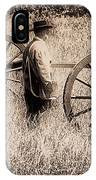 Battle Ready - Gettysburg IPhone Case