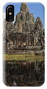 Bayon Temple IPhone Case