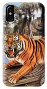 Bayou Mike Of Louisiana IPhone Case
