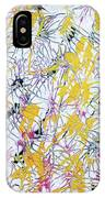 Bumble Bees Against The Windshield - V1lllt46 IPhone Case