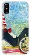 Bcs Cool Cat IPhone Case
