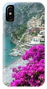 Beach At Positano IPhone Case