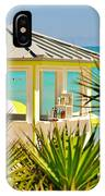 Beach Bar IPhone Case