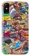 Beach Blanket Bingo IPhone Case