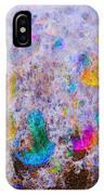 Beach Bubbles IPhone Case