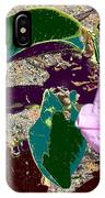 Beach Flower IPhone Case