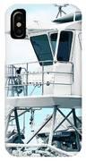 Beach Lifeguard Tower IPhone Case