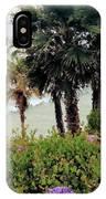 Beach Living IPhone Case