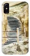 Beach Stairs IPhone Case