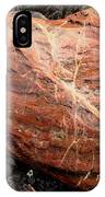 Beach Stone Heart IPhone Case