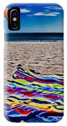 Beach Towel IPhone Case
