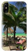 Beach Vacation IPhone Case