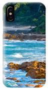 Beach Wedding IPhone Case